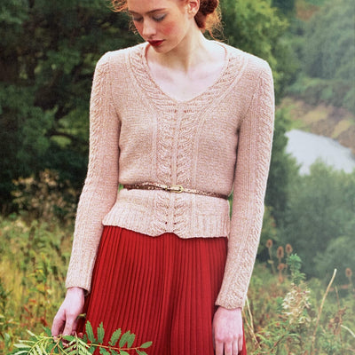 Smoke Sweater Pattern Yarntelier Pattern