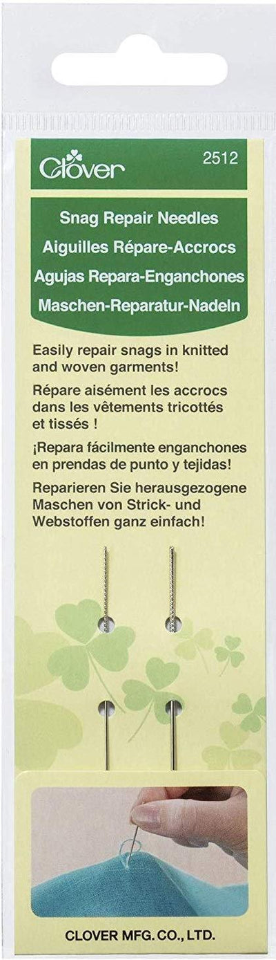 Snag Repair Needle tribeyarns Pins & Needles