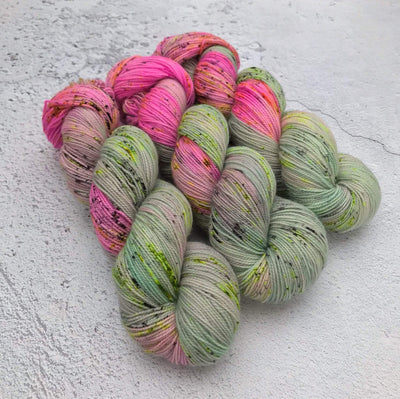 Spectrum BFL High Twist Spectrum Fibre Yarn Carousel BFL