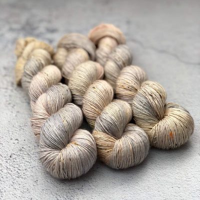 Spectrum Pure Silk Spectrum Fibre Yarn Seashells