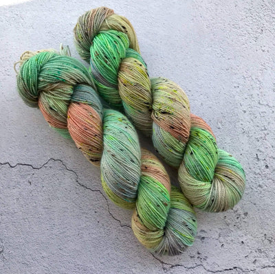 Spectrum Tweed Spectrum Fibre Yarn Ice Lolly BFL