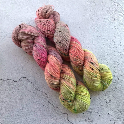 Spectrum Tweed Spectrum Fibre Yarn Neon Gods Tweed