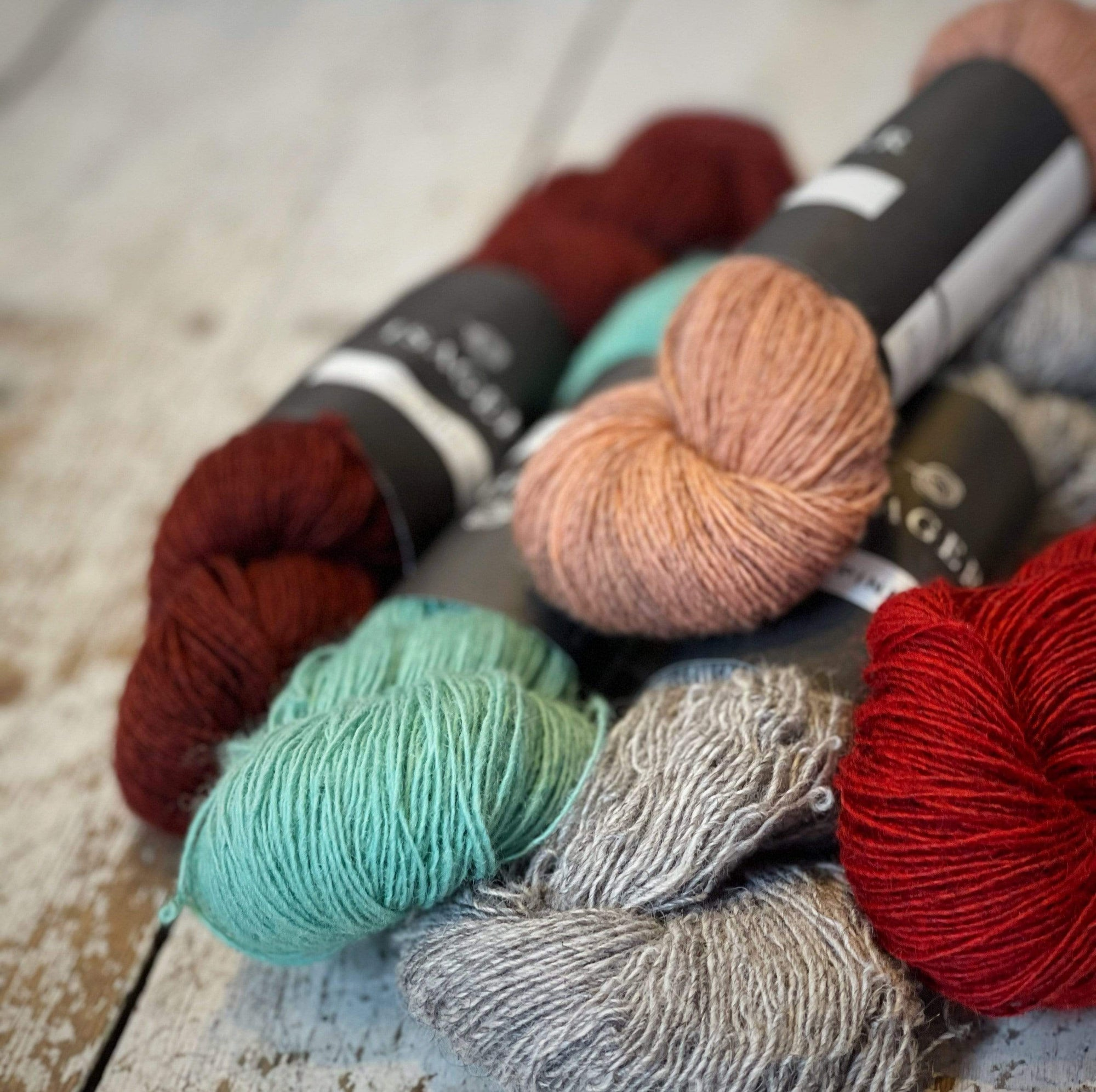 Spinni Isager Yarn