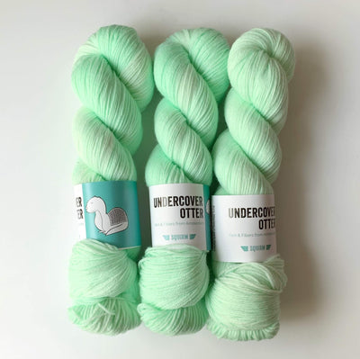 Squirm Sock Undercover Otter Yarn Sweet Alice