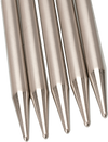 "Stainless Steel 6"" DPNs ChiaoGoo Knitting Needles"