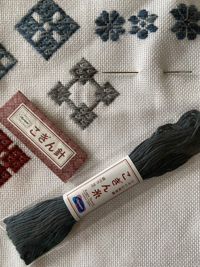 Sun 15th Mar: Kogin Embroidery Workshop tribeyarns Event