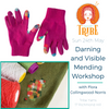 Sun 24th May: Darning and Visible Mending Workshop tribeyarns Event