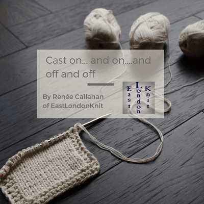 Sun 27th Oct: Cast Ons and Bind Offs with Renée Callahan tribeyarns Event