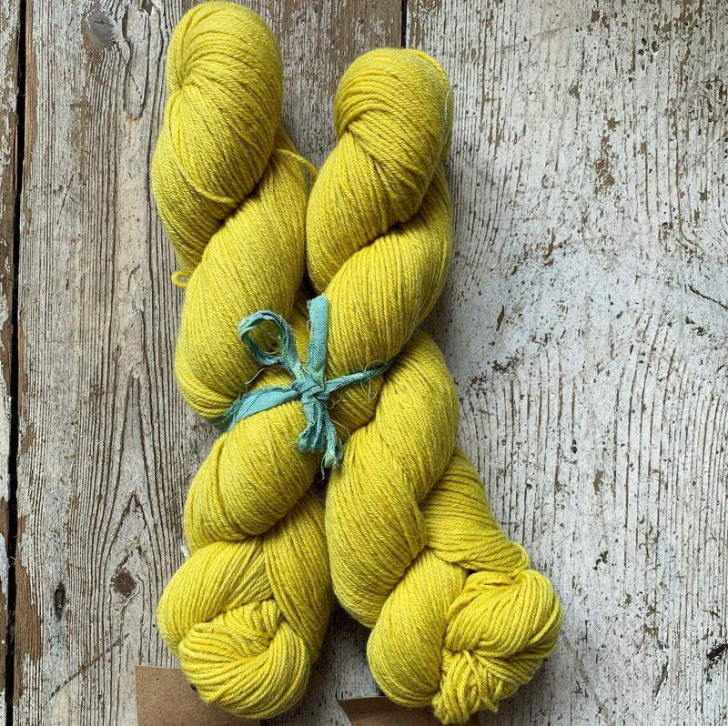 Sustainable Merino Trava & Wool Yarn