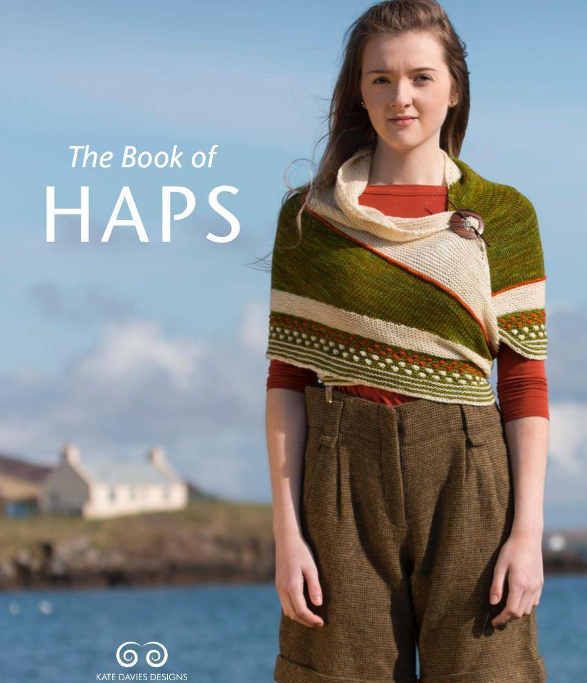 The Book of Haps - Kate Davies Kate Davies Designs Book