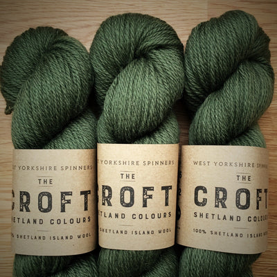 The Croft Shetland Colours West Yorkshire Spinners Yarn Fetlar 312