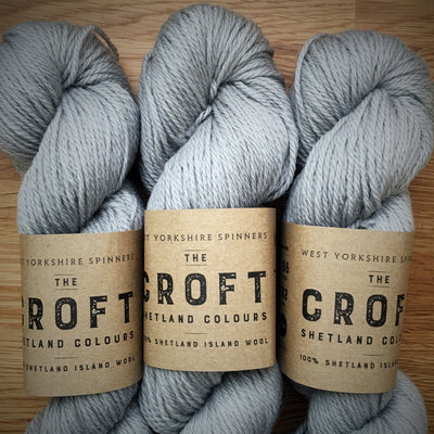 The Croft Shetland Colours West Yorkshire Spinners Yarn Lerwick 637