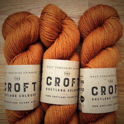 The Croft Shetland Colours West Yorkshire Spinners Yarn Melby 551