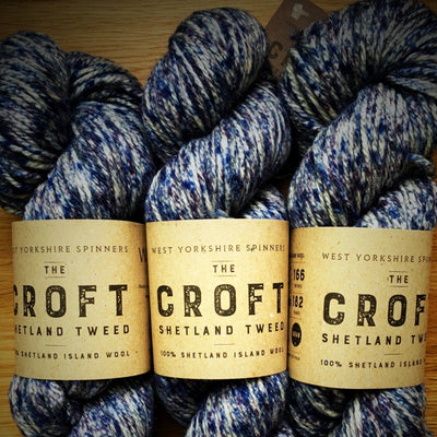 The Croft Shetland Tweed West Yorkshire Spinners Yarn Boddam 756