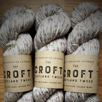 The Croft Shetland Tweed West Yorkshire Spinners Yarn Clousta 762
