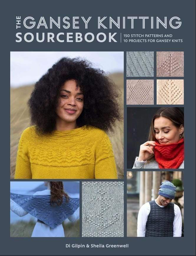 The Gansey Knitting Sourcebook by Di Gilpin Di Gilpin Book