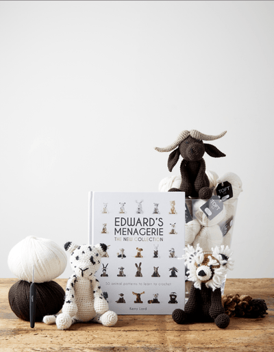 The New Collection: Edward's Menagerie TOFT Book