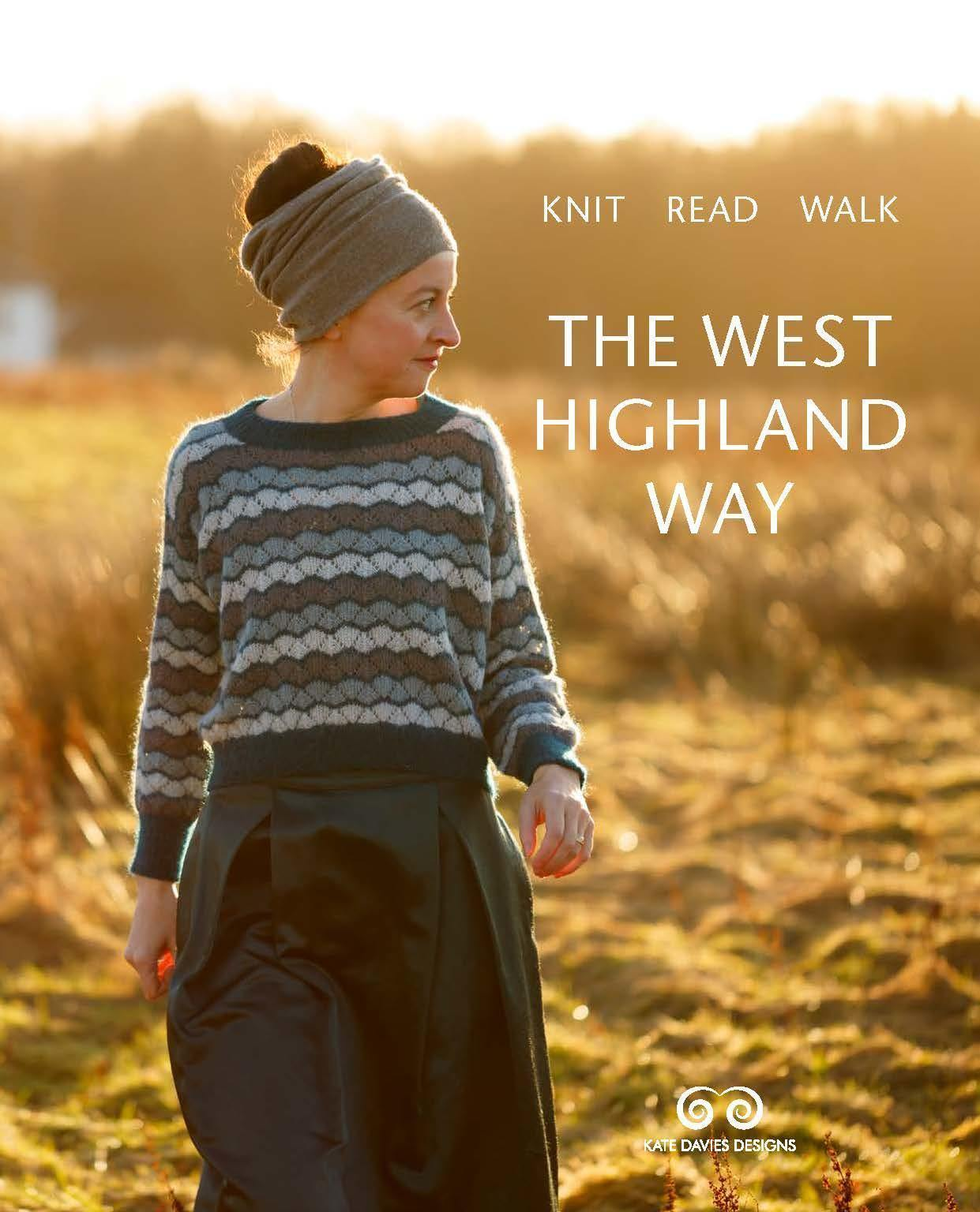 The West Highland Way - Kate Davies Kate Davies Designs Book