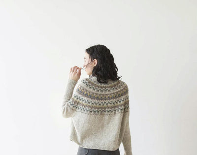 This & That: 10 Knits To Keep You Warm & Cozy Quince & Co. Book