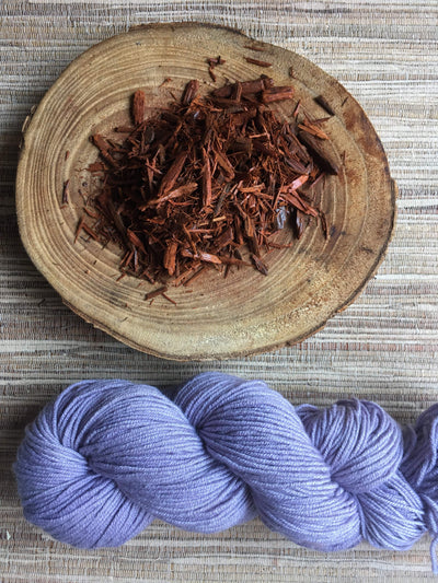 Tintica Natural Dye Kits - Logwood Tintica Yarn