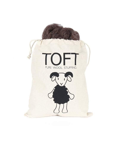 TOFT Pure Wool Toy Stuffing - Dark TOFT Other Stuff