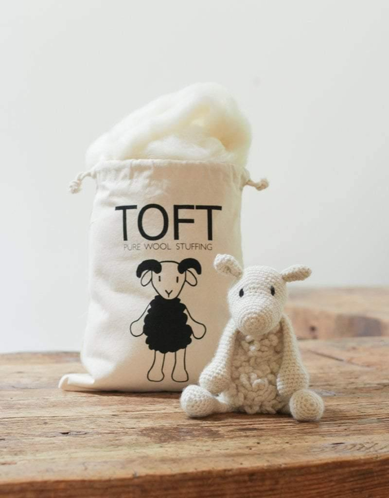 TOFT Pure Wool Toy Stuffing - Light TOFT Other Stuff