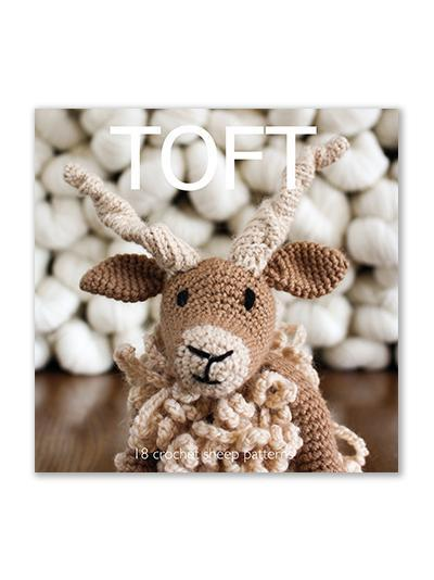 TOFT Quarterly Magazine - Special Sheep Edition TOFT Magazine Front Cover