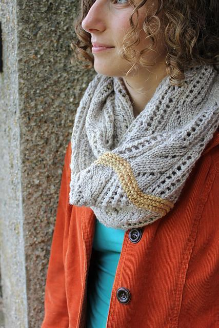 Tonic Water Shawl Pattern Ysolda Knitting Pattern