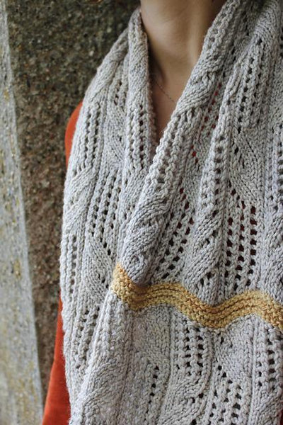 Tonic Water Shawl Pattern Ysolda Pattern