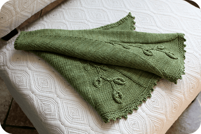 Trailing Ivy Pattern Never Not Knitting Pattern