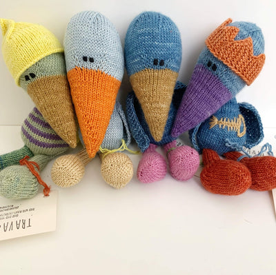 Trava Handknit Birds Trava & Wool Other Stuff