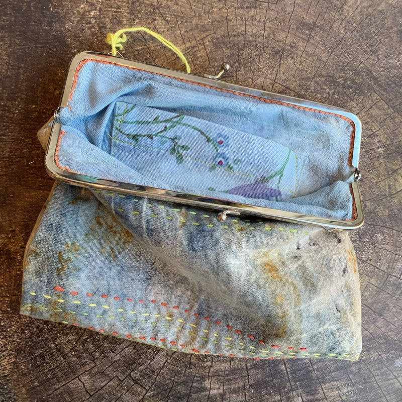Trava Natural Dyed Project Purses Trava & Wool Bags & Cases Purse 1