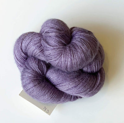 Trava Silk+Merino Trava & Wool Yarn Logwood SM