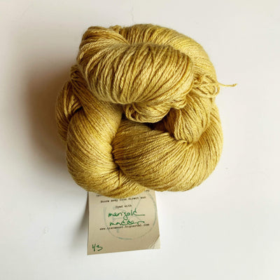 Trava Silk+Merino Trava & Wool Yarn Onion Madder ASC