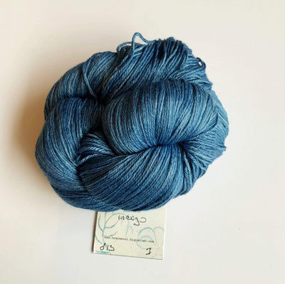 Trava Silk+Merino Trava & Wool Yarn SM Indigo
