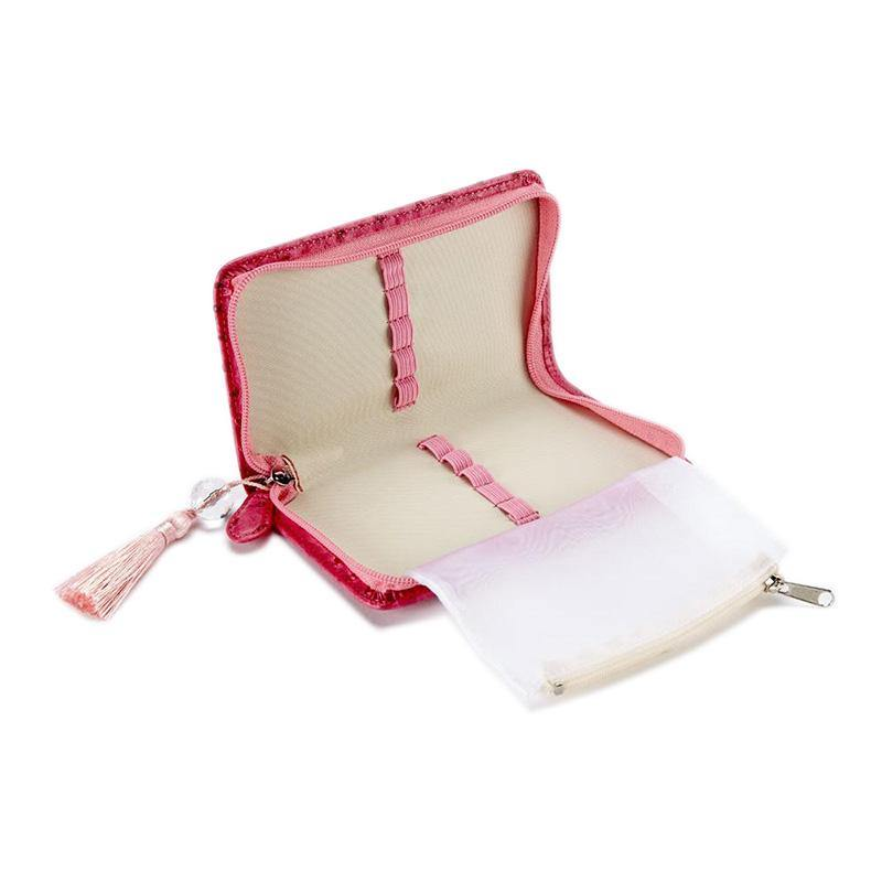 Tulip ETIMO Rose Crochet Case with Tassle Tulip Bags & Cases