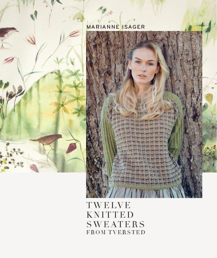 Twelve Knitted Sweaters Isager Book