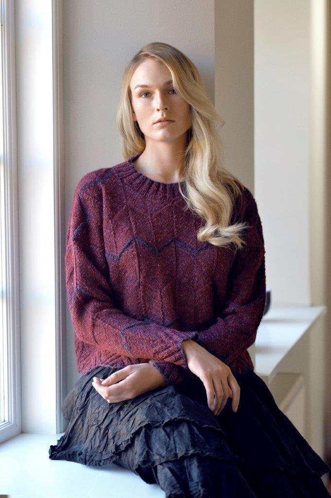 Twelve Knitted Sweaters