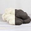 Virtual Learn to Knit Course: 18th & 25th April tribeyarns White Heather-Fair Hill