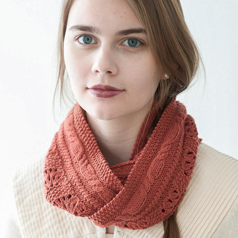 Warble Pattern Quince & Co. Knitting Pattern