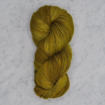 Washable Wool dk Swans Island Yarn Pesto 208