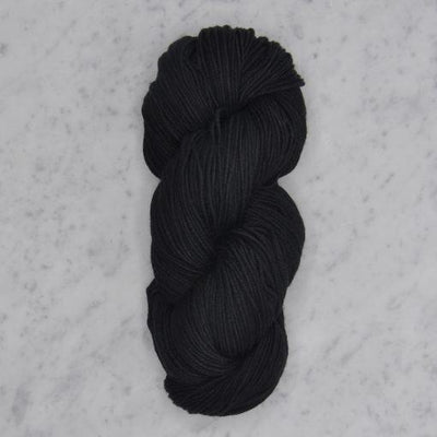 Washable Wool sport Swans Island Yarn Raven 135