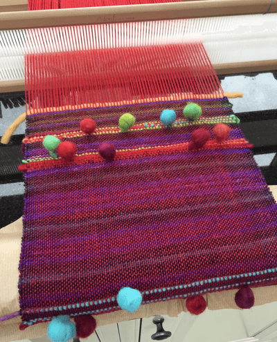 Weaving Workshop 2, Sunday 21st July tribeyarns Event