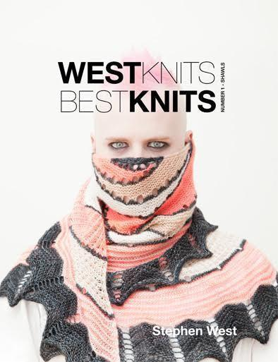 Westknits Bestknits Number 1 Shawls Westknits Book Front Cover