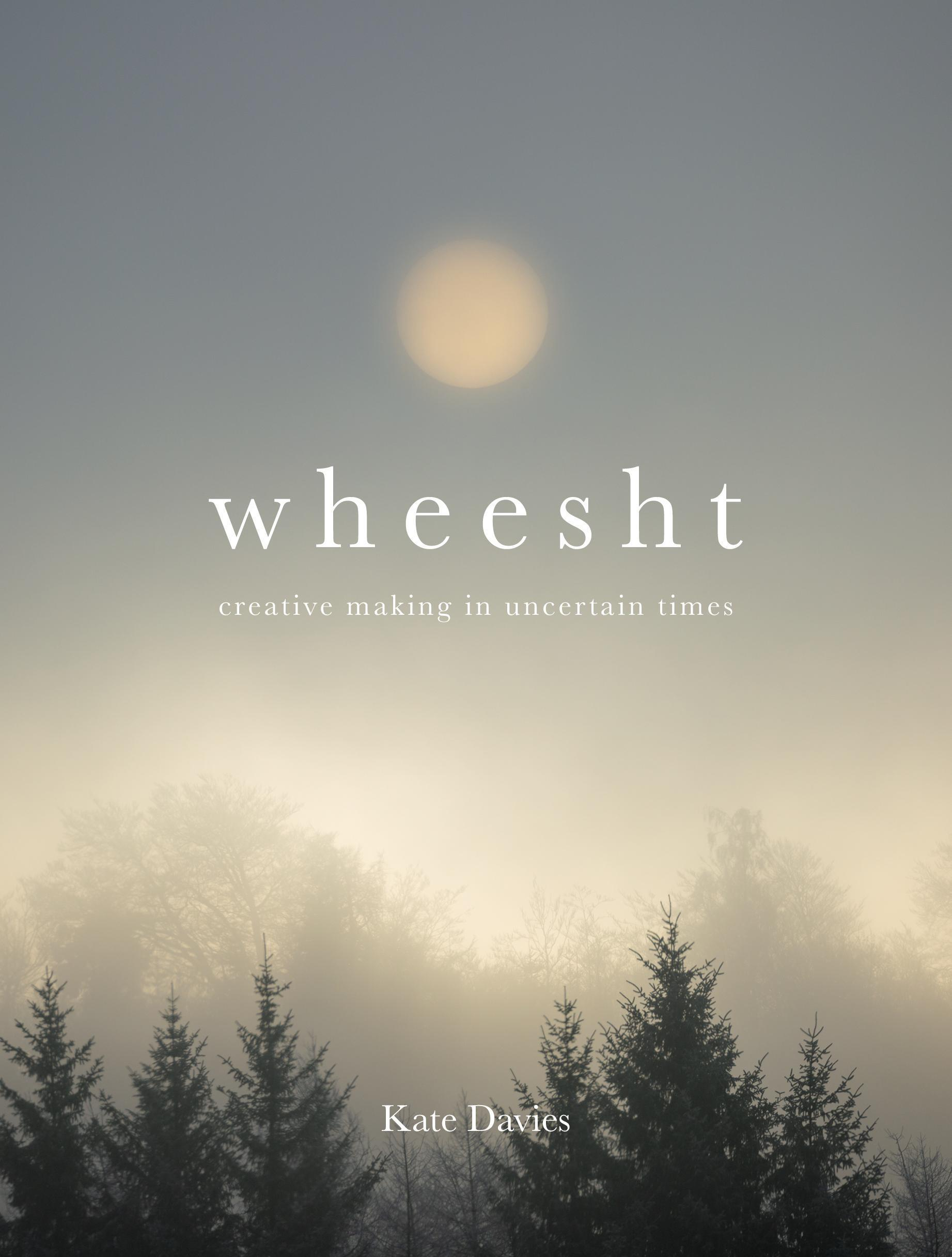 Wheesht by Kate Davies Kate Davies Designs Book