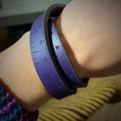 Wrist Ruler tribeyarns Other Stuff