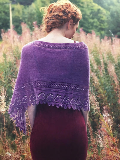 Zephine Beaded Shawl Pattern