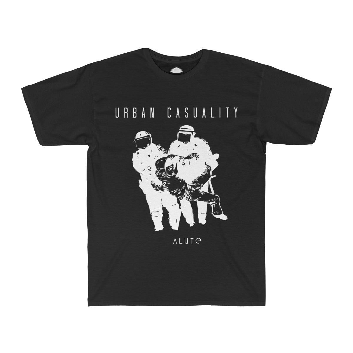 Alute Urban Casualty Short Sleeve Tee