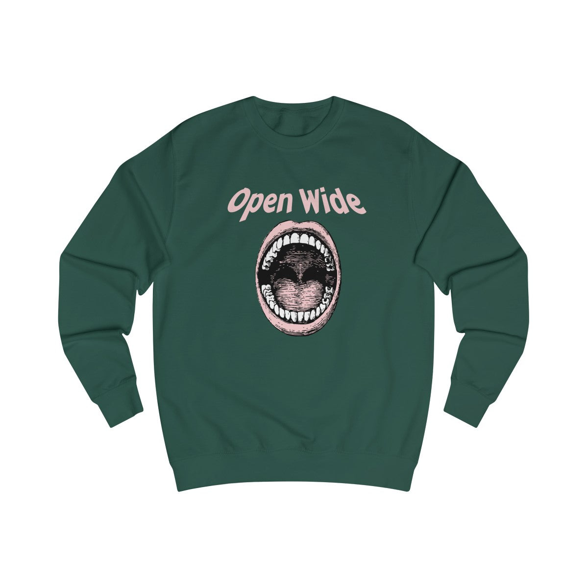 Open Wide Sweatshirt