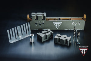 Juggernaut Tactical 80% Lower Jig for AR-10 and AR-15 - Ultimate Jig